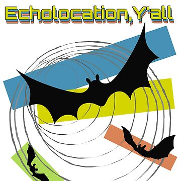 Echolocation, Y'all ! Bats and Radar by Bernflag