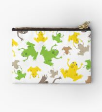 African Clawed Frogs Galore! Studio Pouch