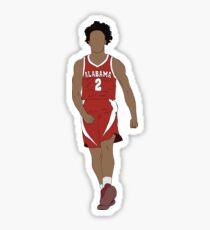 Collin Sexton Alabama Sticker