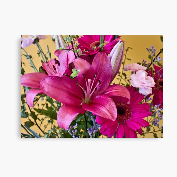 Flowers2 Canvas Print