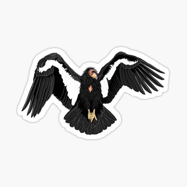 California Condor (support the Los Angeles Zoo) Sticker