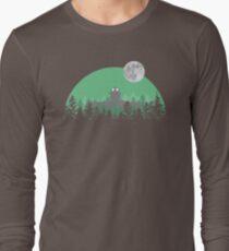 The Iron Giant Long Sleeve T-Shirt
