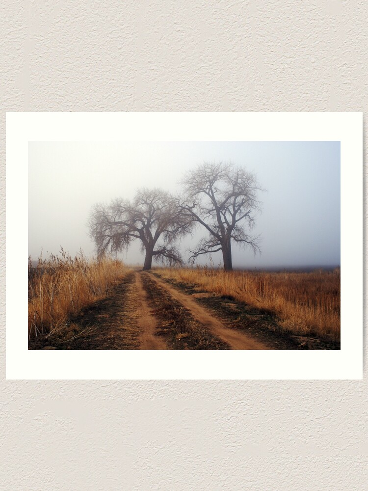 Alternate view of Road to Nowhere Art Print