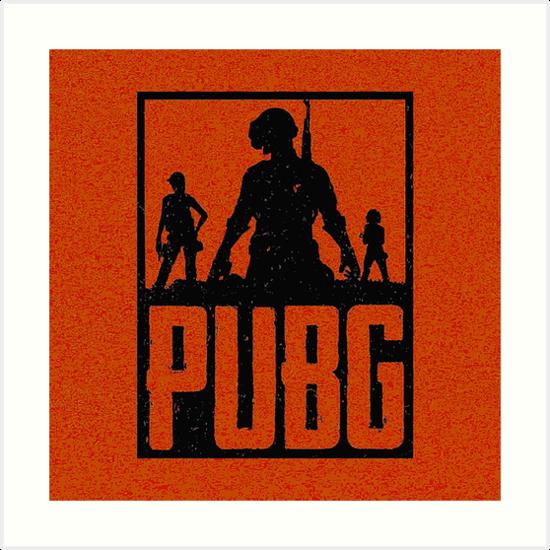 Playerunknown 39 S Battlegrounds Quot Pubg Quot Logo Art Prints