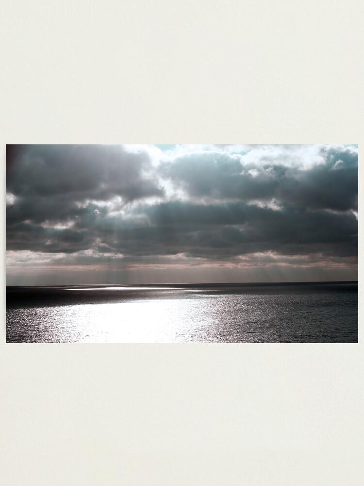 Alternate view of The Sun Still Shines Photographic Print
