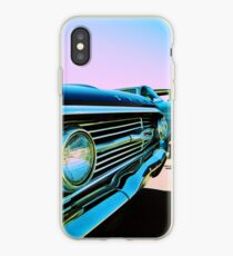 Parked Chrome iPhone Case