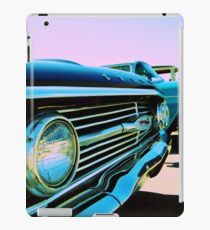 Parked Chrome iPad Case/Skin