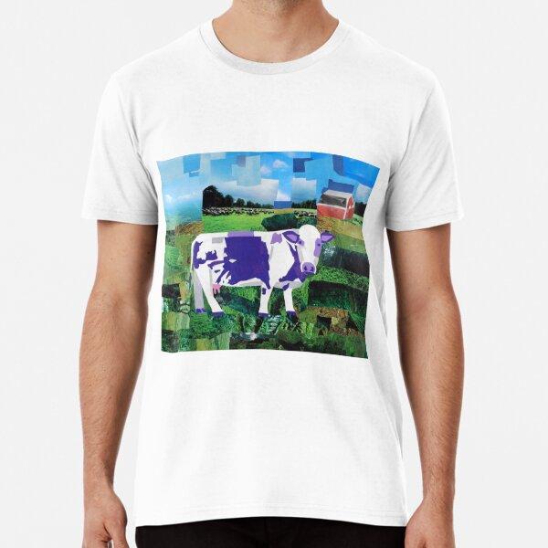 A Purple Cow's Paradise Premium T-Shirt
