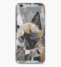 The Curious Kitten iPhone Case