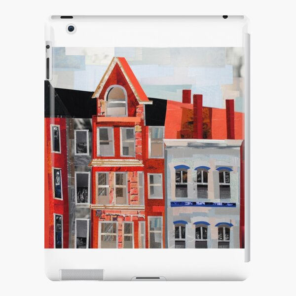 All in a Row iPad Snap Case