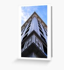 All Along The Edge Greeting Card