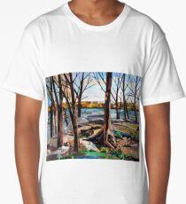 The Woods Long T-Shirt