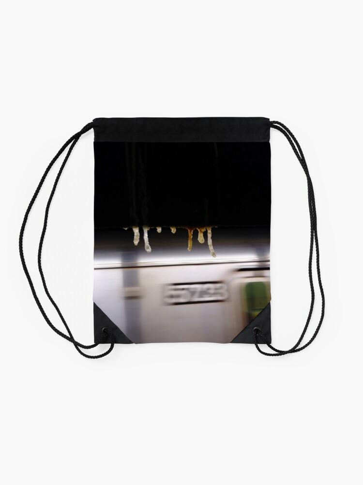 Alternate view of Light Drawstring Bag