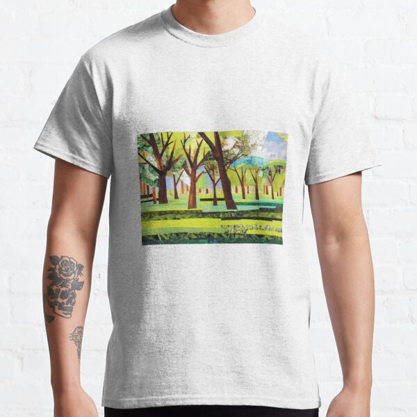 Afternoon in the Park Classic T-Shirt