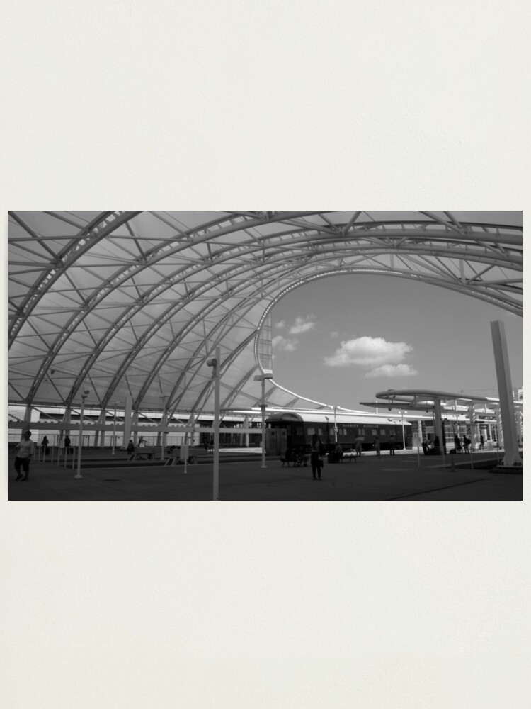 Alternate view of Union Station Photographic Print