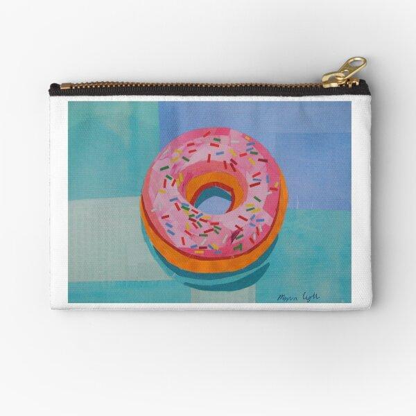 Donut Worry Zipper Pouch