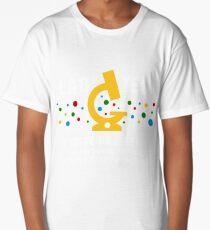 """Lab Tech: I solve problems"" - funny medical lab week Long T-Shirt"