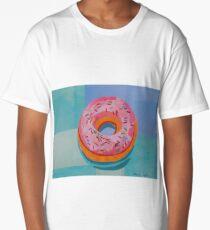 Donut Worry Long T-Shirt