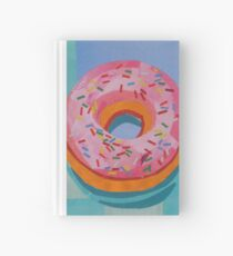 Donut Worry Hardcover Journal
