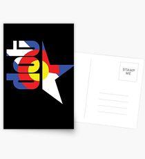 DotStar Studios x Colorado Love Postcards