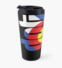 DotStar Studios x Colorado Love Travel Mug
