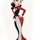 Queen of Hearts by PinUpToons