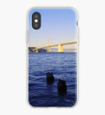 Bay Bridge in Late Afternoon iPhone Case