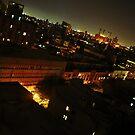 New York at Night by dotstarstudios
