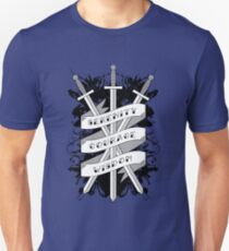 Serenity, Courage & Wisdom Unisex T-Shirt