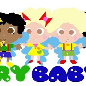 A-H The Fairy Baby Family by rissarae