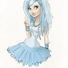 Ice Princess by PinUpToons