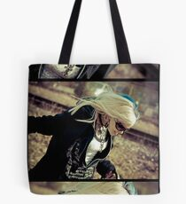 Liona Tryptich Tote Bag