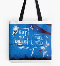 Don't Break the Robot's Heart Tote Bag