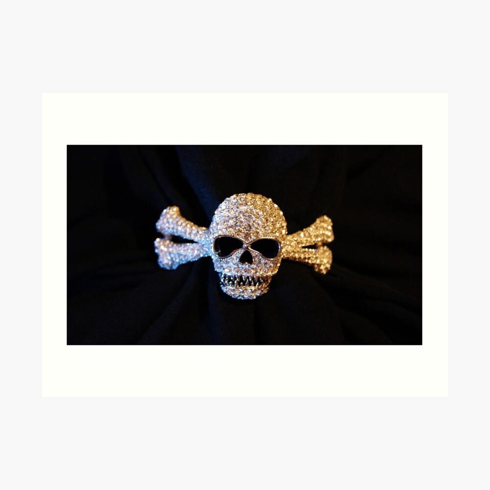 Jolly Roger Jewelry Art Print