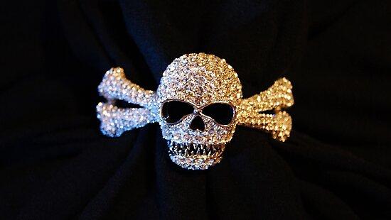 Jolly Roger Jewelry by dotstarstudios