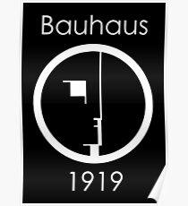 Staatliches Bauhaus Kunstschule Poster
