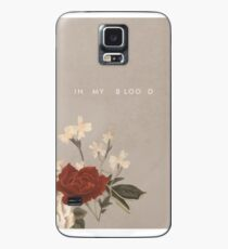 In My Blood Shawn Mendes Case/Skin for Samsung Galaxy