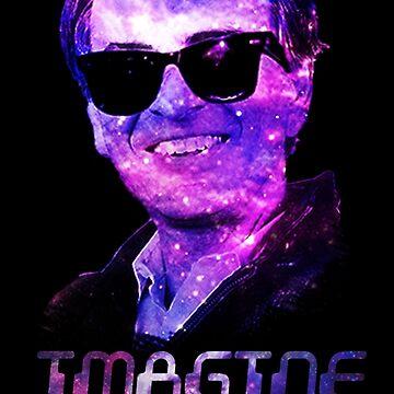 Carl Sagan: Imagine by RetroNomad