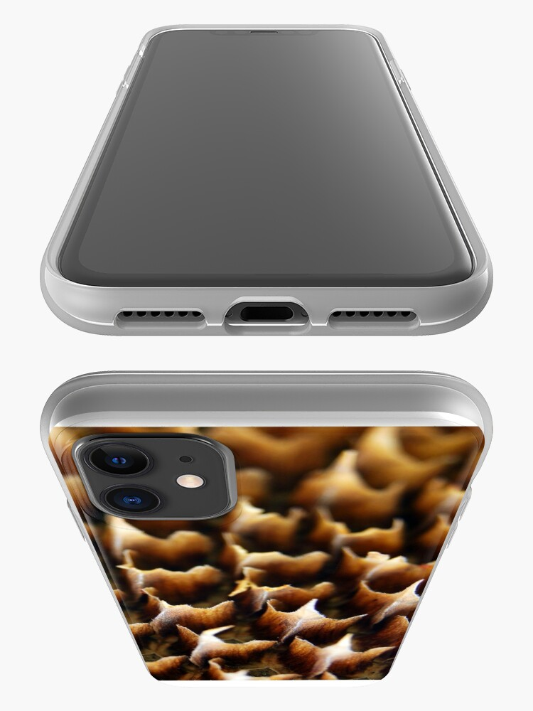 Alternate view of Flames In Nature iPhone Case & Cover