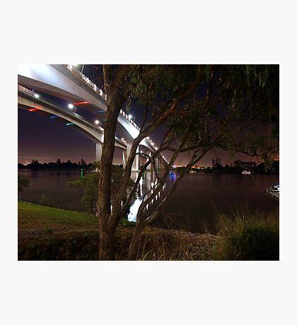 Gateway Bridge 2 Photographic Print
