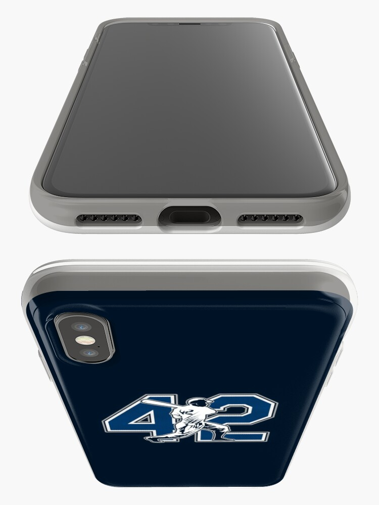 Alternate view of 42 - Jackie (original) iPhone Cases & Covers