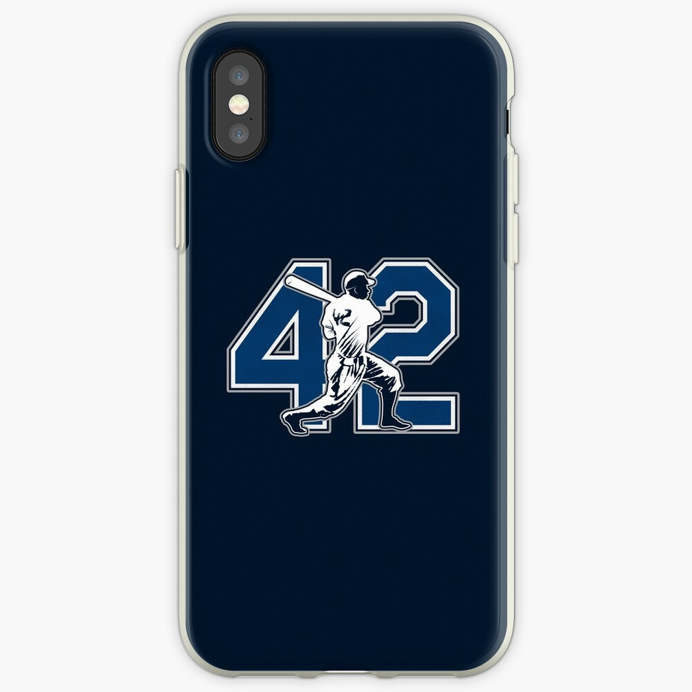 42 - Jackie (original) iPhone Cases & Covers