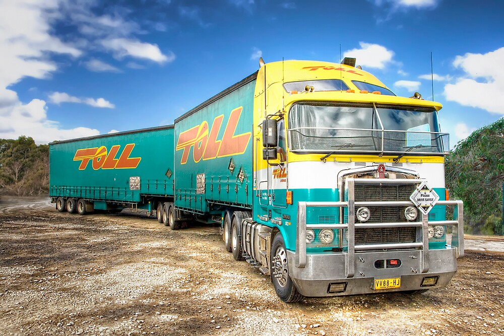 Toll Linehaul. by Mick Smith