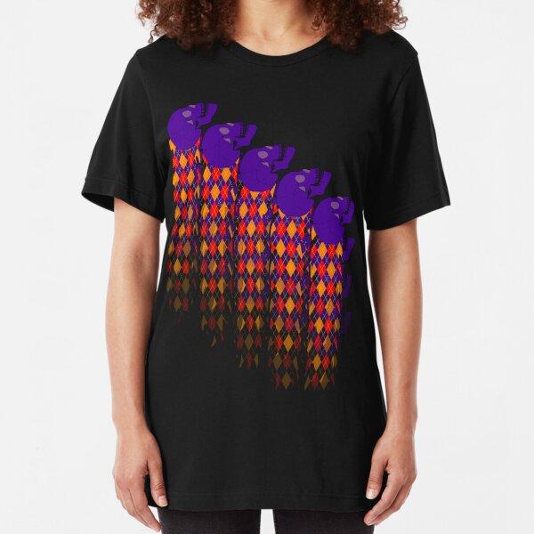 Skull Madness Slim Fit T-Shirt