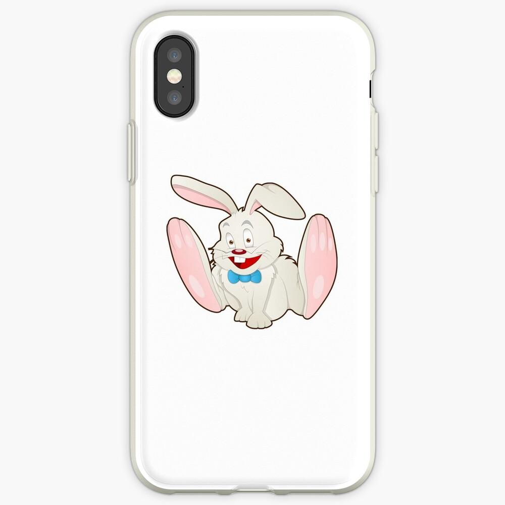 Bunny Funda y vinilo para iPhone
