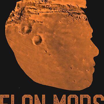 Elon Musk - Elon Mars - SpaceX by elonscloset