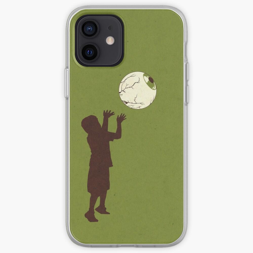 Eye Ball, Green iPhone Case & Cover