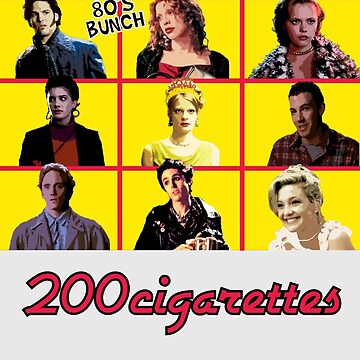 200 Cigarettes (The 80's Bunch) by Faction