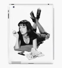 Pulp Fiction- Mia Wallace iPad Case/Skin