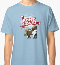 Pony Love Classic T-Shirt